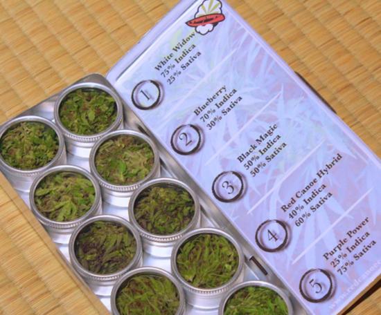 RI Medical Marijuana License